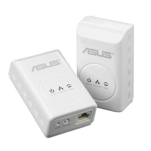 [nova成功3C] ASUS 華碩 PL-X32M HomePlug AV 電力線網路橋接器
