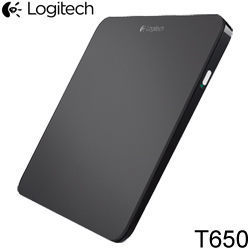 [nova成功3C]羅技 Logitech T650 無線充電式觸控板
