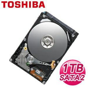 [nova成功3C]TOSHIBA 東芝 MQ01ABD100 1TB 2.5吋 5400轉 9.5mm SATAII內接硬碟