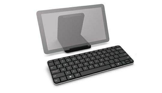 [nova成功3C]微軟 Microsoft 無線藍芽楔型鍵盤Microsoft? Wedge 行動鍵盤