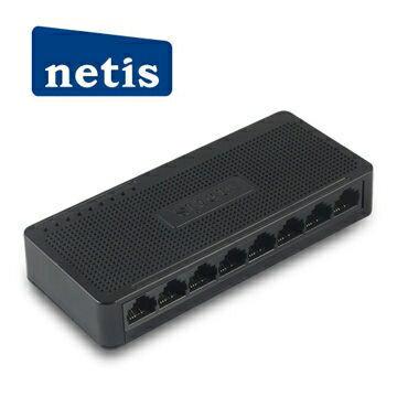 [NOVA成功3C]netis ST3108S 8埠乙太網路交換器  喔!看呢來