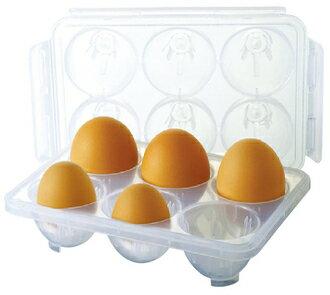 Kovea 韓國 | EC六入蛋盒-可堆疊 | 秀山莊(KK8CA0201)