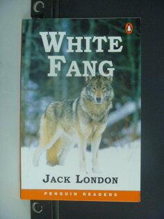 【書寶二手書T1/語言學習_NQM】White Fang_London, Jack