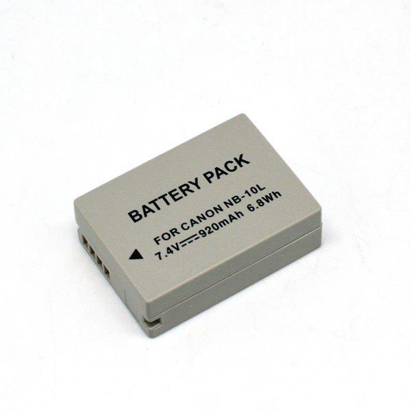 *╯新風尚潮流╭*For CANON鋰電池 NB-10L NB10L SX40 SX40HS SX50 SX50HS G1X G15
