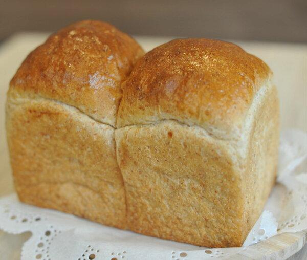 起思味工房❤手作麵包系列❤健康滿分全麥土司