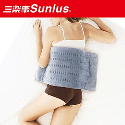 【Sunlus三樂事】敷柔毛墊(大)MHP811,贈品:晶透便利環保筷x1