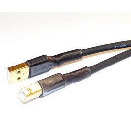 志達電子 CAB044 (T-Lab) USB A公-B公 T-LAB USB DAC 專用傳輸線 傳導線 適用da151 fubar nuforce