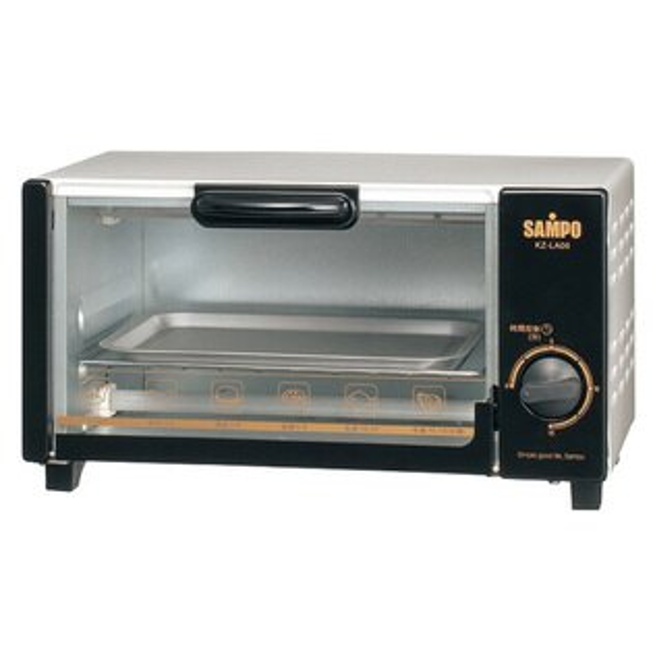 聲寶 SAMPO 6公升電烤箱 KZLA06