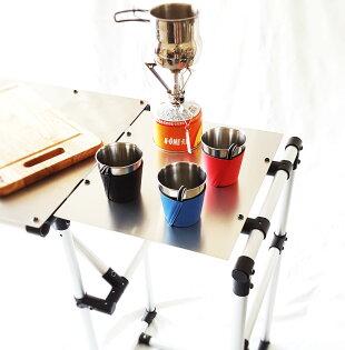 戶外休閒桌  /  多功能摺疊桌  /  白金餐桌  /  戶外料理桌  /  桌子  TA1605-003  (需搭配TA1605才可使用)
