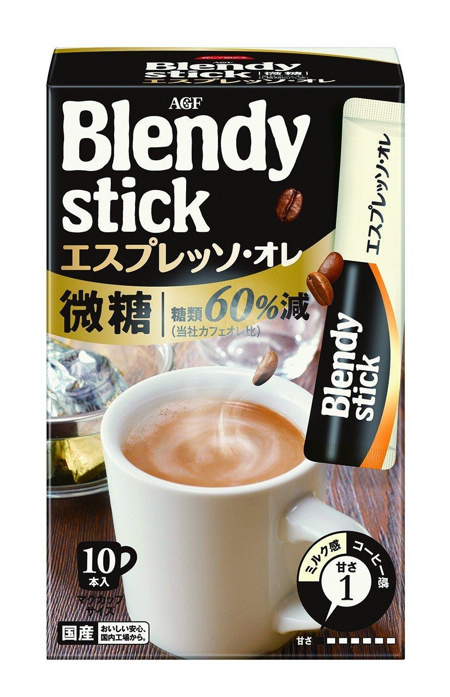AGF Blebdy stick 三合一 義式歐蕾咖啡 ~  好康折扣