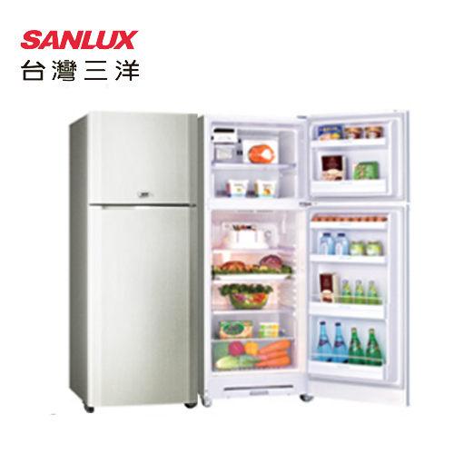 SANLUX 三洋 SR~310B8 雙門 310L 風扇雙門冰箱 能源效率第一級 製 節