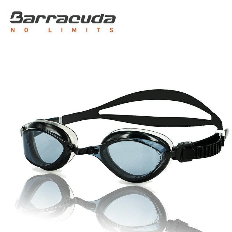 美國巴洛酷達Barracuda成人競技抗UV防霧泳鏡-FENIX#72755 0