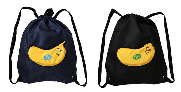 gladee香蕉束口後背包