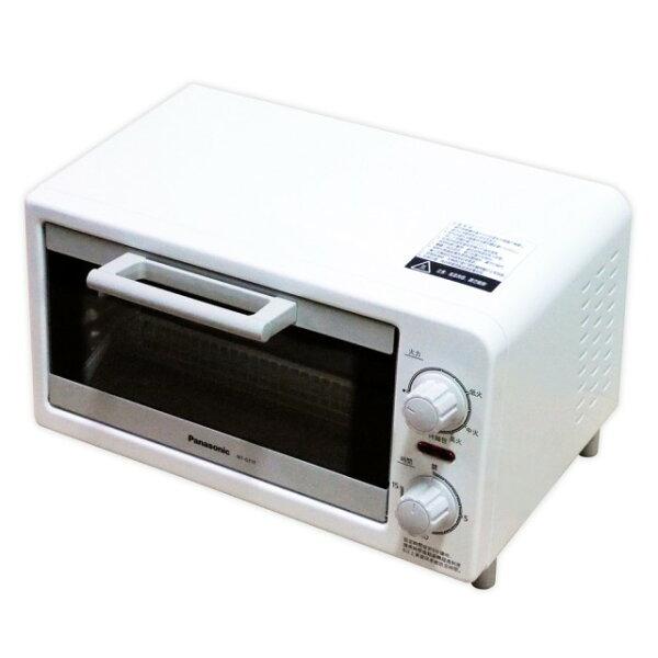 國際Panasonic【NT-GT1T】【9公升 1200W 四段火力調節 電烤箱