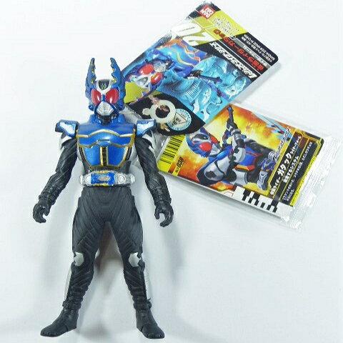 【秋葉園 AKIBA】假面騎士Gatack 騎士形態 軟膠公仔 假面騎士大亂鬥 特別卡 T-038付属 0