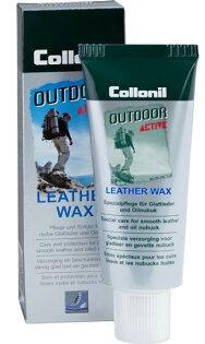 [ Collonil ] 防水保革油/皮革/登山鞋保養/皮鞋/鞋油 Leather Wax德國製 CL3793