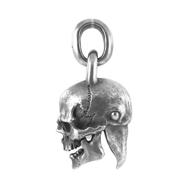 【海外訂購】【MAD CULT】THE END 雙面骷髏純銀墜飾(MAD-PT-53  0820910000) 1