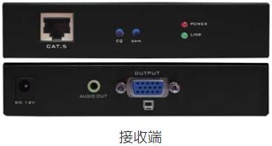 AviewS-1對1影音訊號延長器150公尺/PSTEK VA-15 1