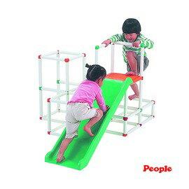People - 4層攀爬架滑梯組 0