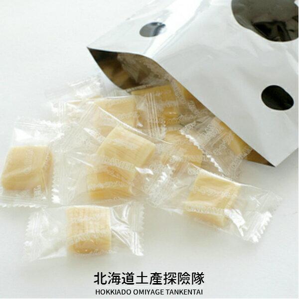 「日本直送美食」[北海道限定] 北海道白熊焦糖牛奶糖 ~ 北海道土產探險隊~