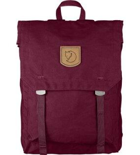 Fjallraven 瑞典北極狐 Foldsack No.1 G1000信封式復古後背包 24210-420 紫紅