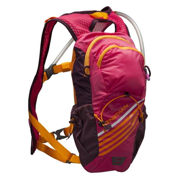 【露營趣】中和 美國 NATHAN 專業Firestorm二鐵專用水袋背包(2L)馬拉松 路跑 登山背包 運動背包 NA5033NSC
