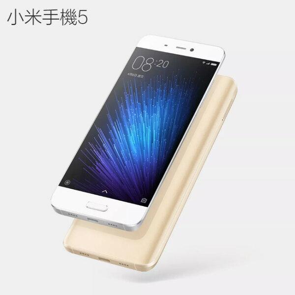 小米手機5- NOTE5 -雙卡(LTE-4G+3G)5.15吋1600萬黑科技智慧手機◆送9200MA行動電源