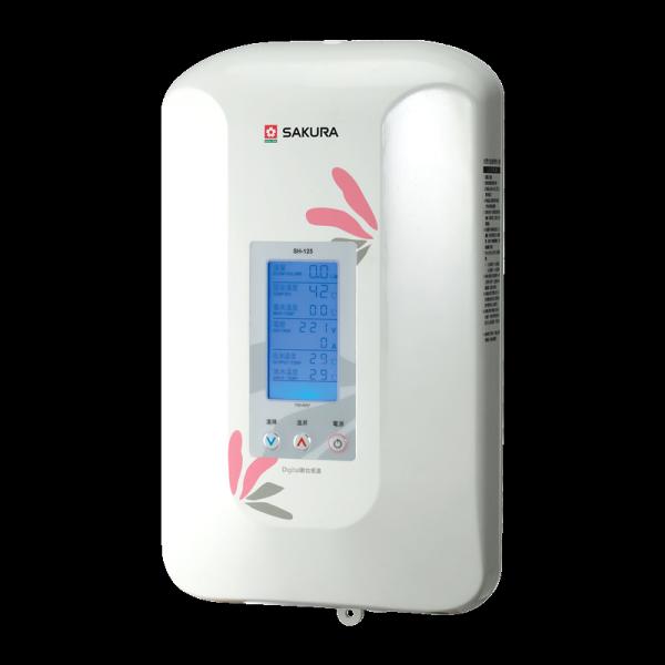 (櫻花)數位恆溫電熱水器-SH-125