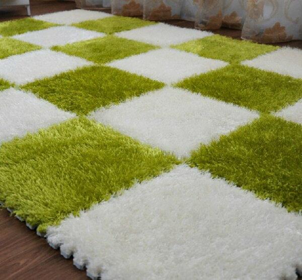 30*30CM 可裁剪韓國絲DIY創意拼接地毯/ 地墊/ 遊戲墊/ 爬行墊CP30003