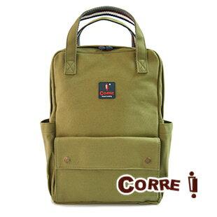 CORRE【CG71082】文青風後背包 2