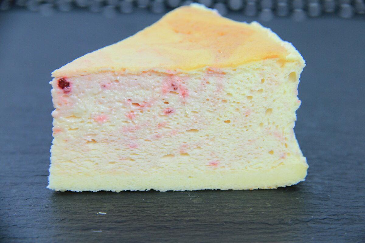 【三木烘焙工房】首創半熟乳酪⇧進階版 理石紋 苦甜巧克力x草莓x日式抹茶 3