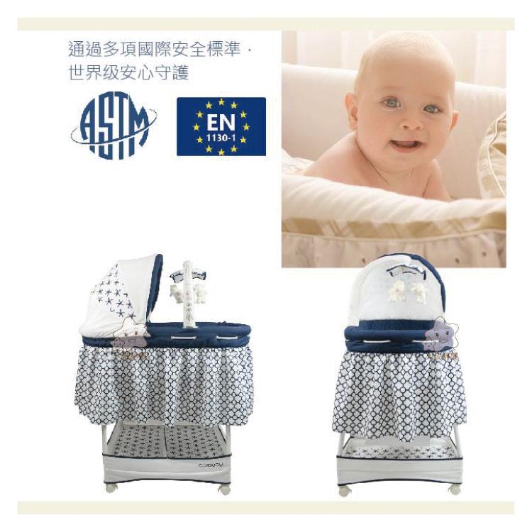 【大成婦嬰】酷貝比新生兒專用護理床 (紅、藍) 嬰兒床 1