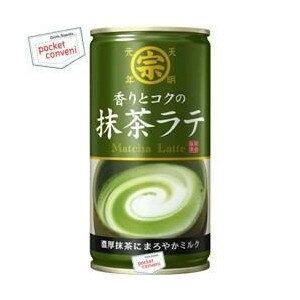 有樂町進口食品 日本進口 UCC香醇抹茶拿鐵 185g 4901201220074 0