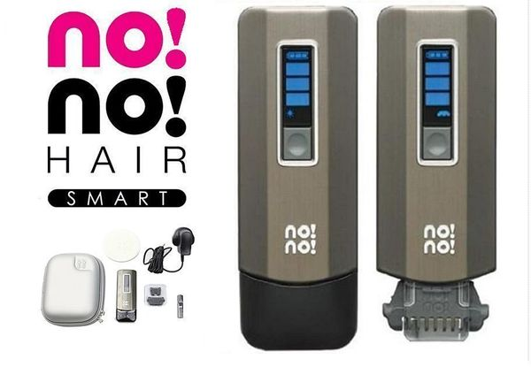 (現貨+預購)  no!no!HAIR PRO5 藍光熱力脫毛儀 限時超低價