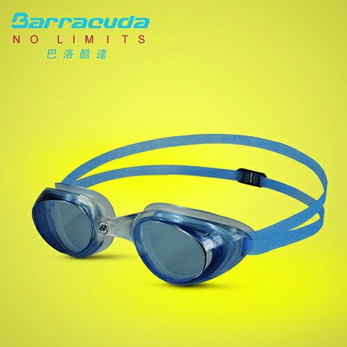 美國巴洛酷達Barracuda成人運動型抗UV防霧泳鏡-MERMAID#13155 4