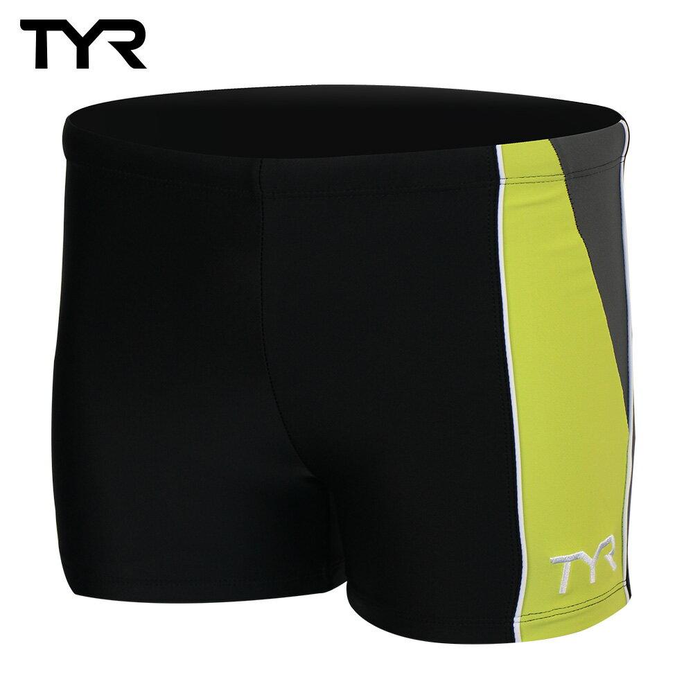美國TYR男用四角款泳褲Cragen Boxer Lime 台灣總代理 - 限時優惠好康折扣