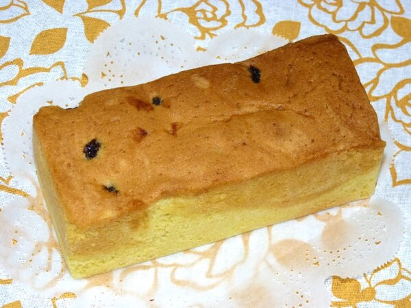 【楓月軒】蘭姆酒葡萄乾磅蛋糕   一條約300公克±10%, 伴手禮送禮大方 , 彌月蛋糕