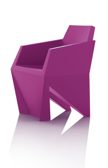 義大利B-Line Gemma (Design by Karim Rashid 2013)GM01塑膠本色 8