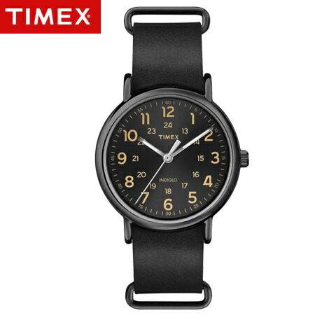 TIMEX天美時腕錶 NDIGLO冷光面盤復刻系列金色數字 手錶 柒彩年代~NE1680~