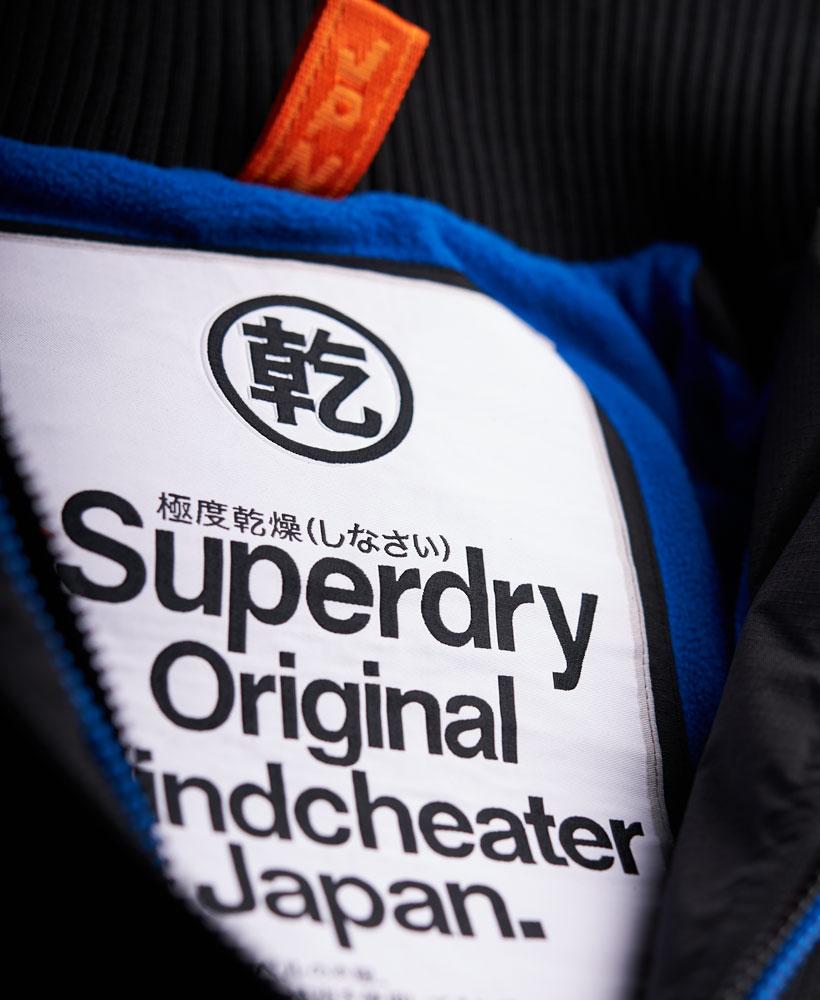 [男款] 英國代購 極度乾燥 Superdry Arctic 男士風衣戶外休閒 外套夾克 防水 防風 保暖 黑色/寶藍 5