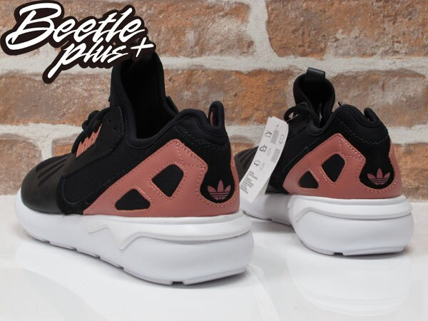 BEETLE PLUS 全新 ADIDAS TUBULAR RUNNER 平民 Y-3 黑粉 武士鞋 女鞋 B25881 2