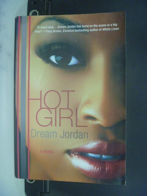 ~書寶 書T1/原文小說_ONL~Hot Girl_Jordan Dream
