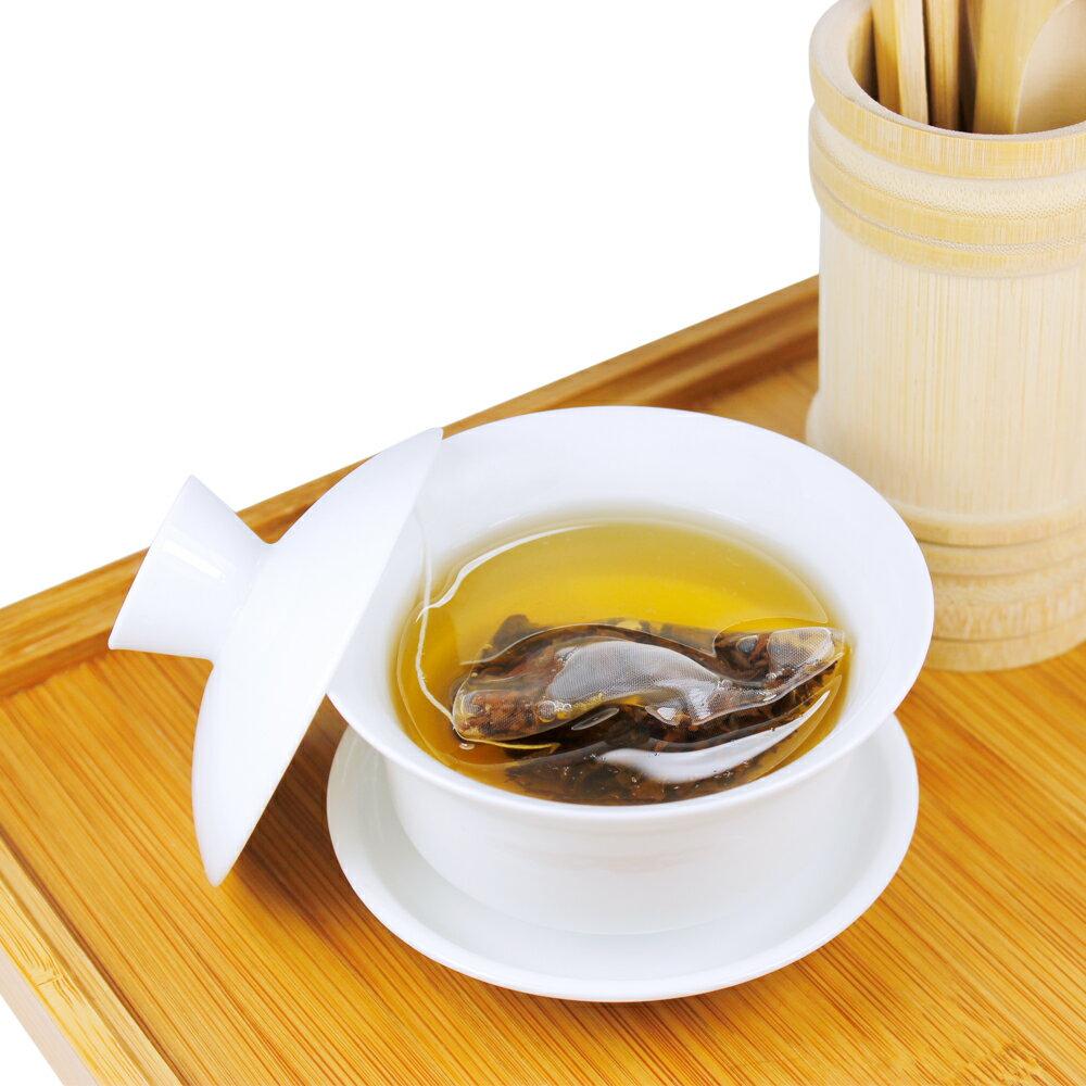 【杜爾德洋行 Dodd Tea】嚴選三峽東方美人立體茶包12入 【台灣鳳蝶紀念版】 2