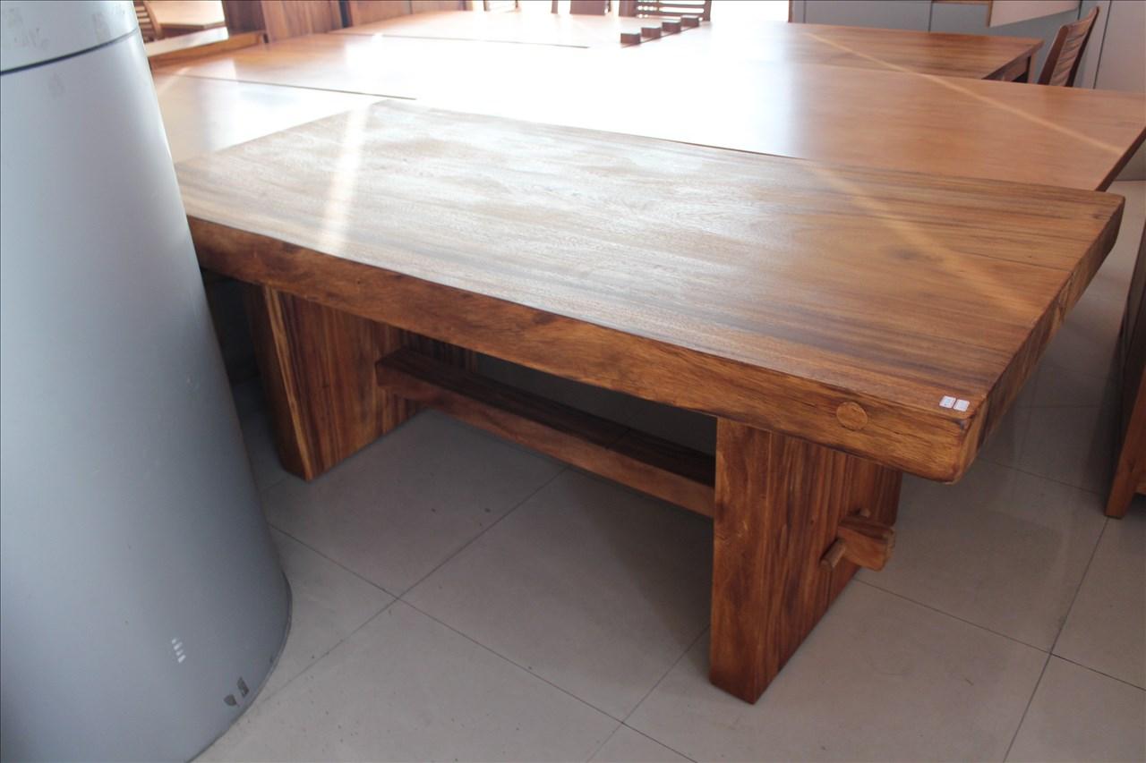 ~石川柚木~UG~113 鐵木厚板原木餐桌 泡茶桌 會議桌 多  ~  好康折扣