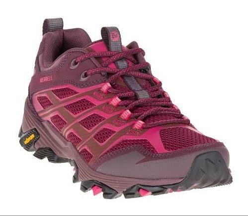 Merrell 運動休閒鞋 CAPRA BOLT WATERPROOF 粉紅 女 慢跑 健走 登山 1