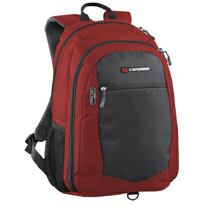 Caribee Data Pack Laptop Backpack (red) 0