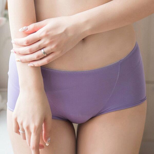 空氣感進化 ONS.專利防擴無鋼圈睡眠內衣(紫)