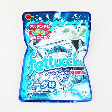 【敵富朗超巿】Bourbon北日本 長條軟糖-蘇打 50g 0