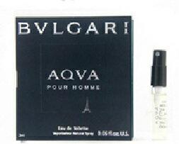 《香水樂園》Bvlgari Aqva 寶格麗 水能量男香 噴式針管 1.2ML