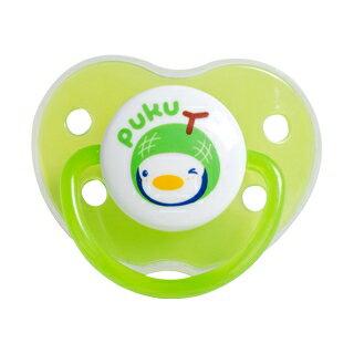 『121婦嬰用館』PUKU 水果拇指安撫奶嘴 - 初生(綠) 0
